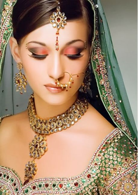 Traditional Wedding Makeup Tutorial : Traditional indian pakistani bridal makeup tutorial
