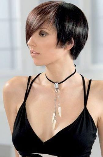 very short haircuts 2009. Very Short Haircuts - Fall Winter 2008-2009. With an independent women being