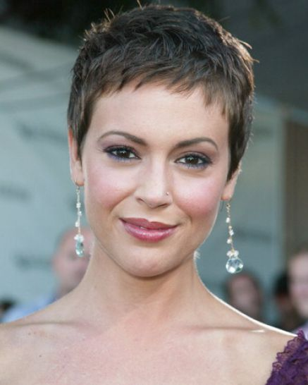 Very short haircuts for women gallery