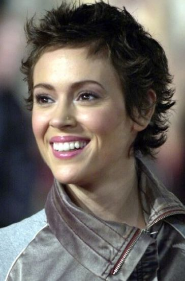 Very short hairstyles for curly hair pictures 2