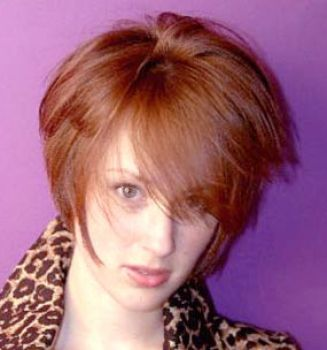 Hairstyles Very Fine Thin Hair : Very short hairstyles for fine hair pictures 1