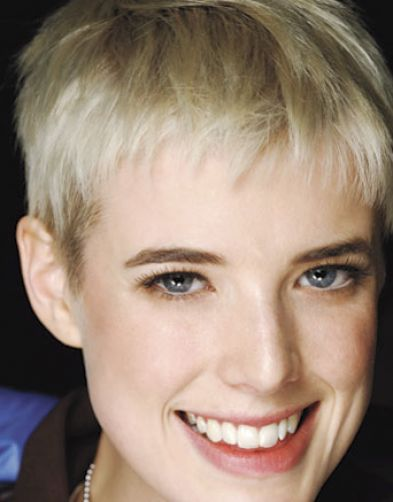 Very short hairstyles for fine hair pictures 2