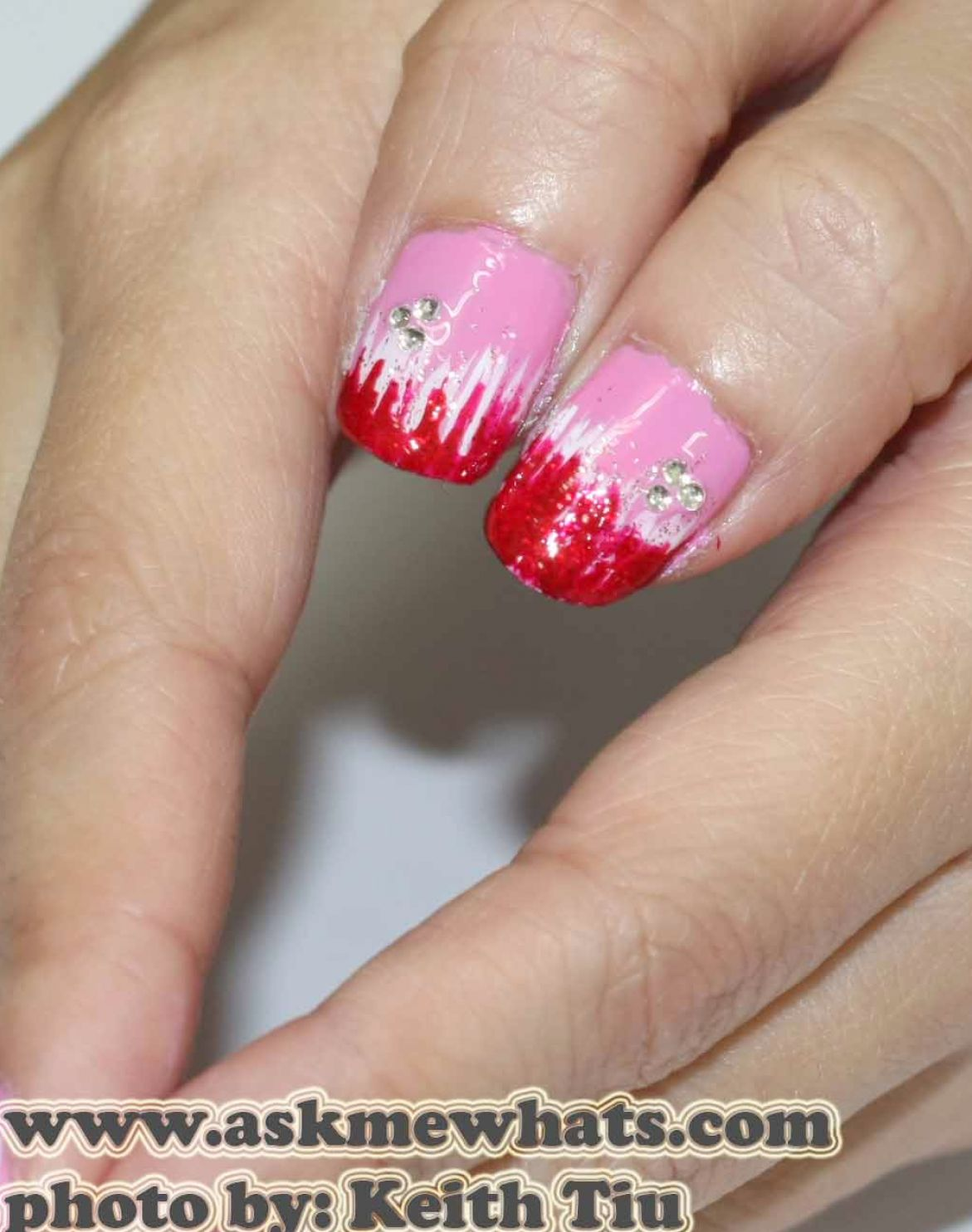 Very simple nail art pictures 1