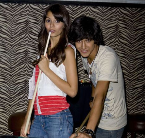 are avan and victoria dating Dating rumors started back in 2012, when they attended the kids choice awards together, and they've been inseparable ever since before starring on twisted, you.