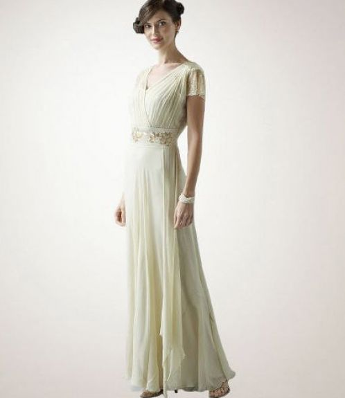 vintage wedding dress with sleeves. buy cheap Vintage Wedding