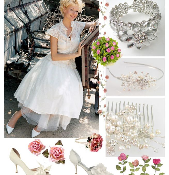 Vintage wedding ideas uk pictures 1
