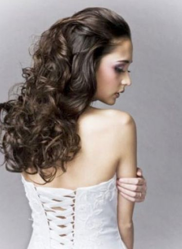 Related Pictures thick curly updos curly updo pictures for thick hair
