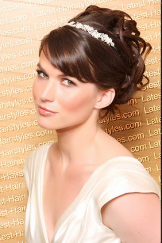 side updo hairstyles for weddings. side updo hairstyles for
