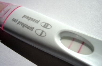 ... does a positive first response pregnancy test look like pictures 2
