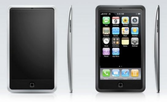 what does the new iphone look like