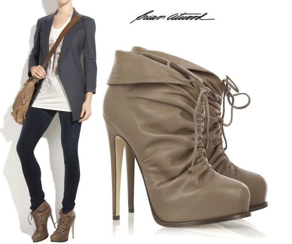 ankle boots with skinny jeans. How to wear your ankle boots