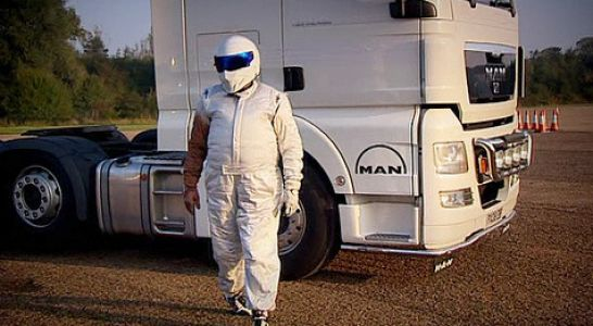 who is the stig on top gear usa 1