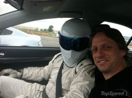 who is the stig on top gear usa 2