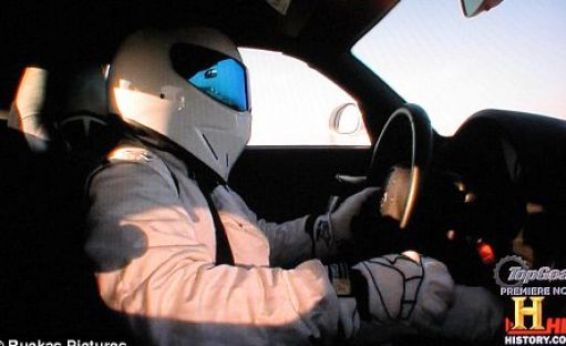 who is the stig on top gear usa 4