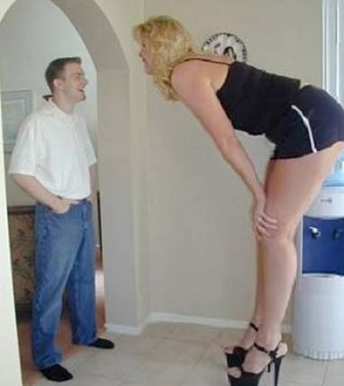 tallest woman in world. World#39;s tallest woman urban