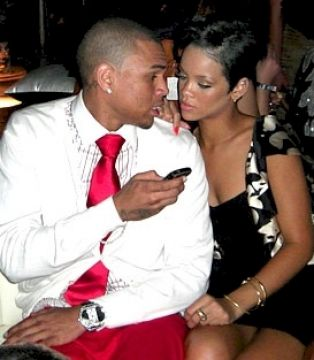 Chris Brown Hits on Why Did Chris Brown Hit Rihanna Pictures 2