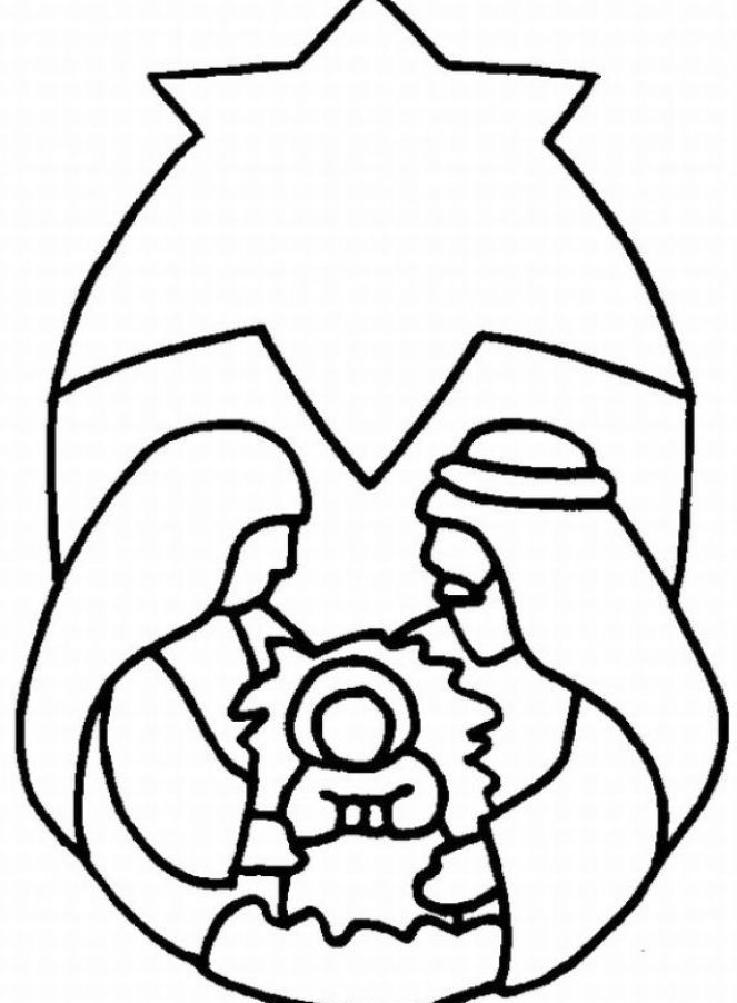 Free Jesus Is The Light Of The World Coloring Pages