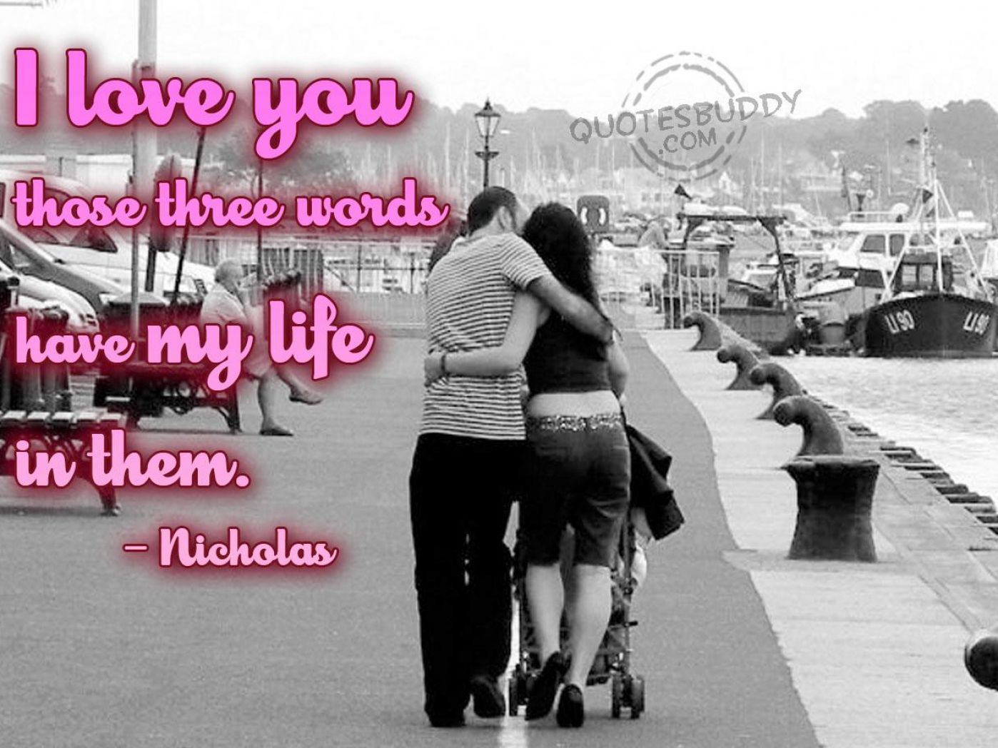 You are the love of my life quotes pictures 2